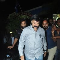 Nandamuri Balakrishna - Gautamiputra Satakarni Theater Coverage Photos