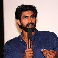 Rana Daggubati - Ghazi Telugu Movie Press Meet Photos