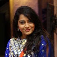Himaja at Shatamanam Bhavati Movie Success Meet Photos