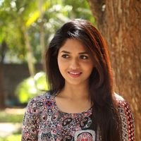 Sunaina at Pelliki Mundu Prema Katha Movie Trailer Release Photos