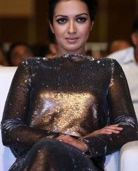 Catherine Tresa during Gautham Nanda Movie Audio Launch | Picture 1519033