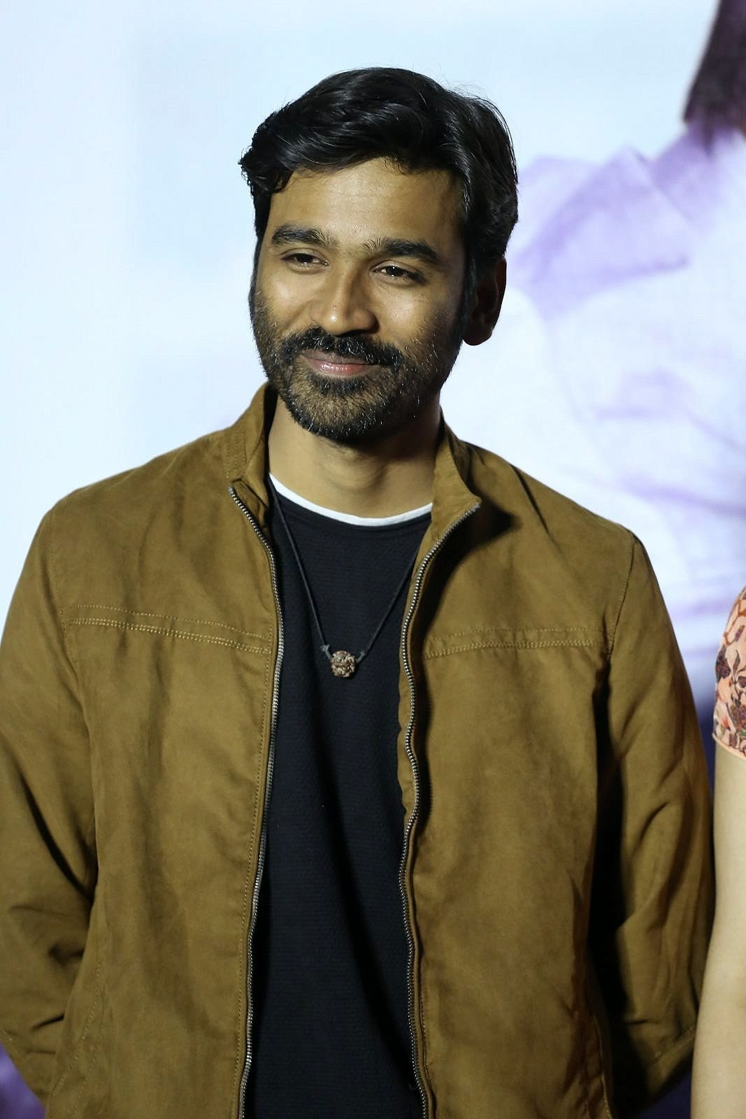 Dhanush @ VIP 2 Telugu Movie Press Meet