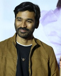 Dhanush - VIP 2 Telugu Movie Press Meet