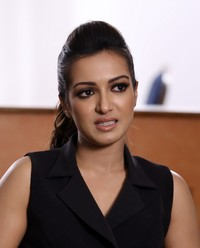 Catherine Tresa Interview About Goutam Nandha Photos