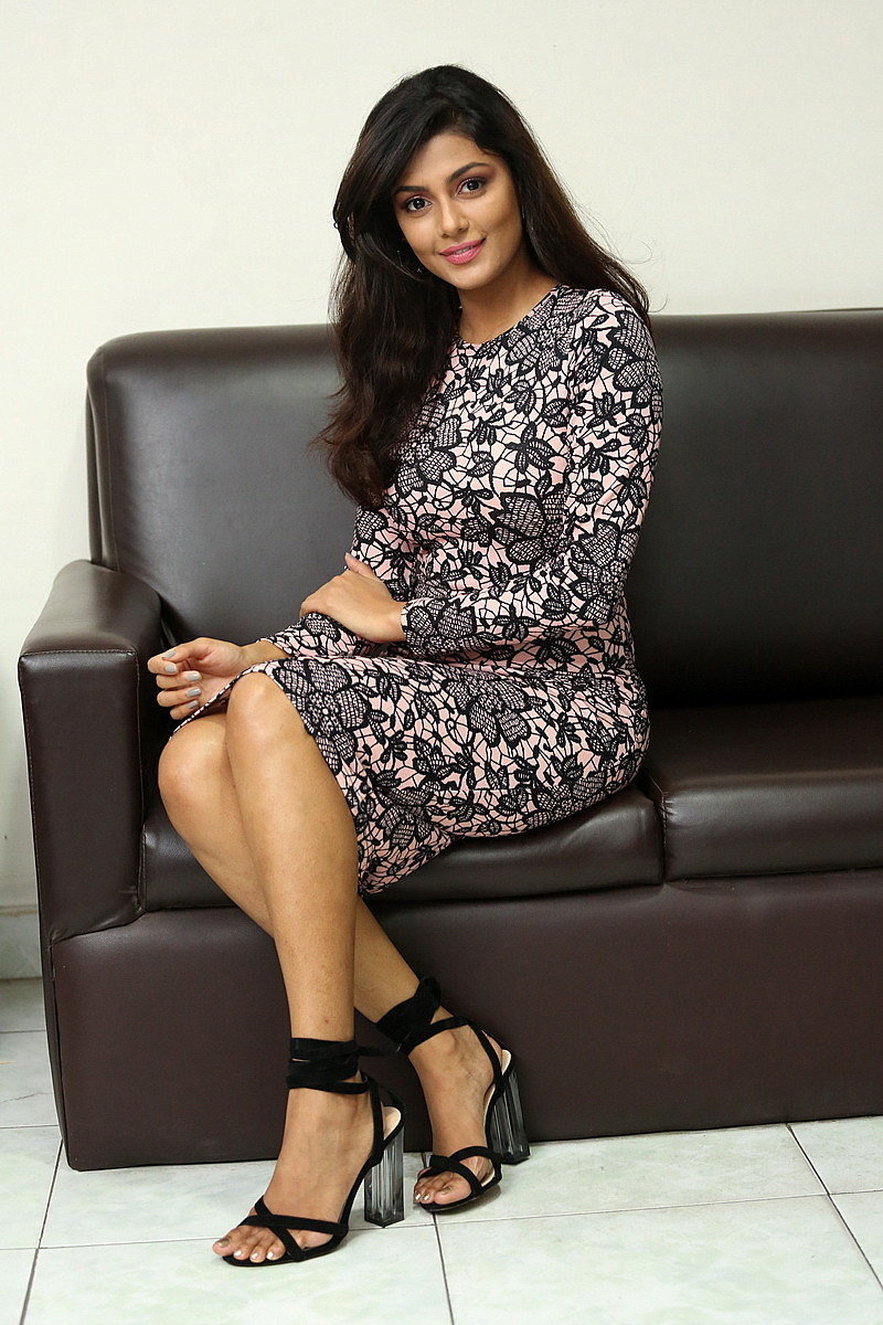 Picture 1501581 Anisha Ambrose Photoshoot During Fashion Designer S O Ladies Tailor Press Meet