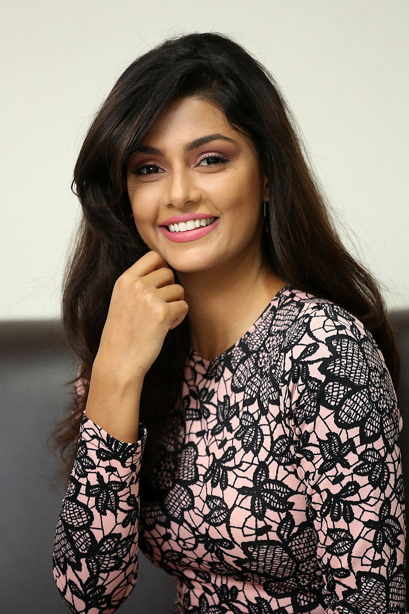 Picture 1501579 Anisha Ambrose Photoshoot During Fashion Designer S O Ladies Tailor Press Meet