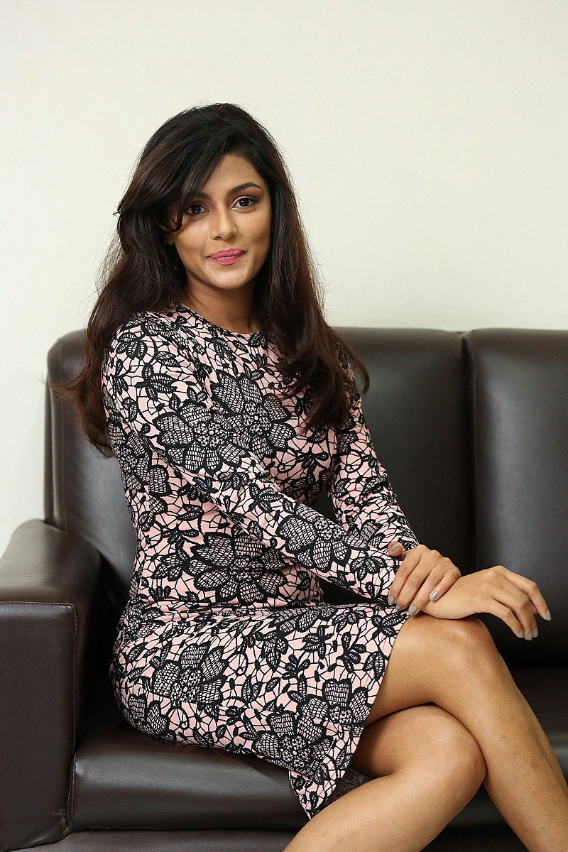 Picture 1501566 Anisha Ambrose Photoshoot During Fashion Designer S O Ladies Tailor Press Meet