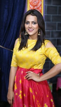 Shraddha Srinath at US Productions Movie Opening
