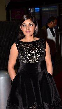 Nivetha Thomas - Jio Filmfare South Awards 2017 Photos
