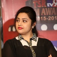 Meena Durairaj - TDR TV9 Awards 2017 Press Meet Photos