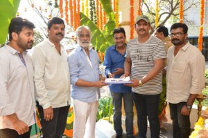 Saraschandrikaa Visionary Motion Pictures Production No 1 Launch Photos