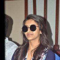 Pooja Jhaveri - Dwaraka Movie Success Tour To Vijayawada And Press Meet Photos