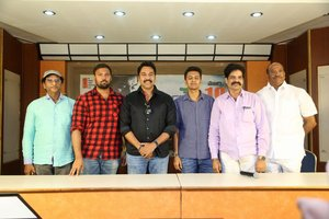 Tamil Blockbuster D16 To Release In Telugu Movie Press Meet Photos