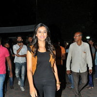 Pooja Jhaveri - Dwaraka Movie Success Tour At Rajahmundry Photos
