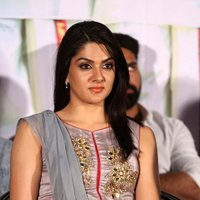 Sakshi Chaudhary - Oollo Pelliki Kukkala Hadavidi Movie Press Meet Photos