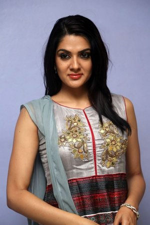 Sakshi Choudhary at Oollo Pelliki Kukkala Hadavidi Press Meet Photos