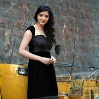 Actress Richa Panai On The Sets Of Rakshaka Bhatudu Stills