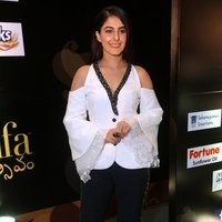 Actress Isha Talvar Stills at IIFA Utsavam Awards 2017 Press Meet