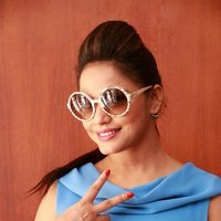 Actress Neetu Chandra Photos at Vaigai Express Press Meet