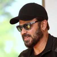 Venkatesh Interview For Guru Movie Photos