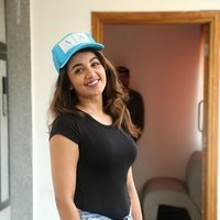 Tejaswi Madivada interview about her upcoming movie Babu Baga Busy Pics   Picture 1496129