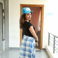 Tejaswi Madivada interview about her upcoming movie Babu Baga Busy Pics   Picture 1496132