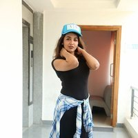 Tejaswi Madivada interview about her upcoming movie Babu Baga Busy Pics   Picture 1496123