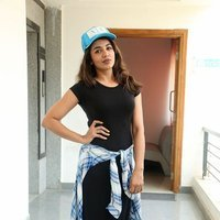 Tejaswi Madivada interview about her upcoming movie Babu Baga Busy Pics   Picture 1496122