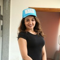Tejaswi Madivada interview about her upcoming movie Babu Baga Busy Pics   Picture 1496125