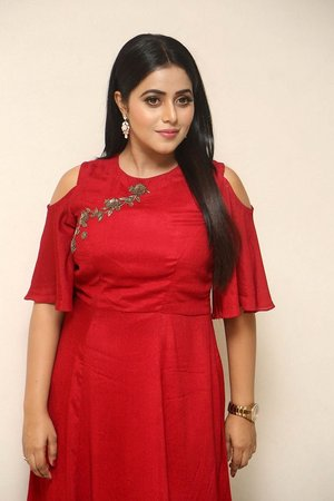 Actress Poorna aka Shamna Kasim Stills at Rakshasi Movie Audio Launch