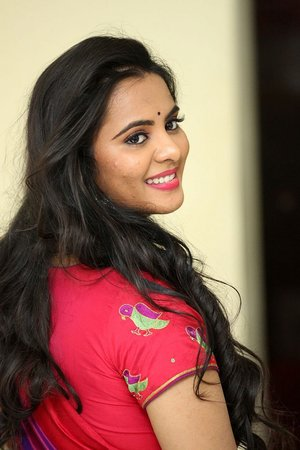 Actress Manasa Interview Photos