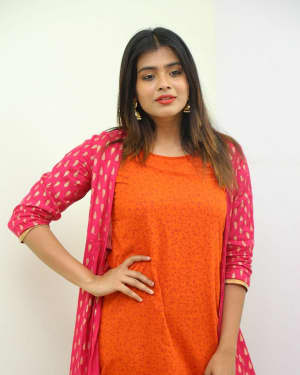 Heeba Patel Interview For Angel Movie Photos
