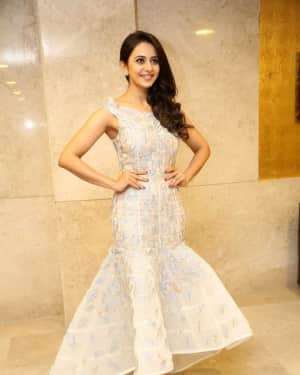 Rakul Preet Singh at Khakee Audio Launch Photos