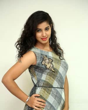 Pavani Hot at Lovers Club Pre Release Event Photos