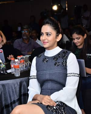 Rakul Preet Singh Hot at Uber Eat Launch Event Photos | 1544545