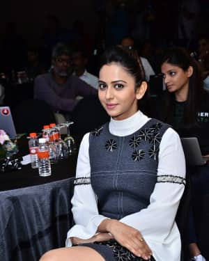 Rakul Preet Singh Hot at Uber Eat Launch Event Photos | 1544538