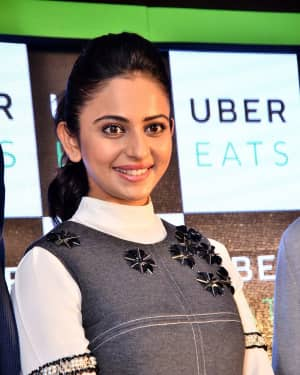 Rakul Preet Singh Hot at Uber Eat Launch Event Photos | 1544558
