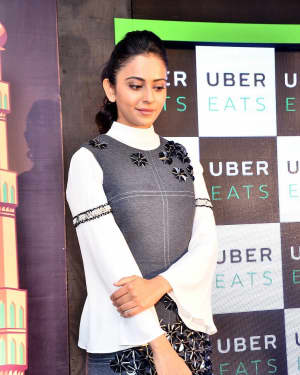 Rakul Preet Singh Hot at Uber Eat Launch Event Photos | 1544556