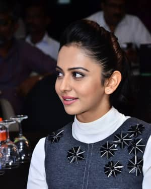 Rakul Preet Singh Hot at Uber Eat Launch Event Photos | 1544547