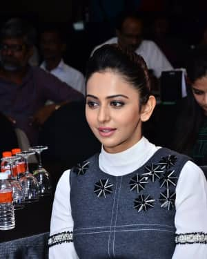 Rakul Preet Singh Hot at Uber Eat Launch Event Photos | 1544546