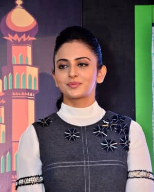 Rakul Preet Singh Hot at Uber Eat Launch Event Photos | 1544550