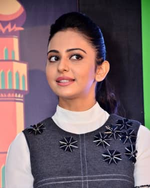 Rakul Preet Singh Hot at Uber Eat Launch Event Photos | 1544548