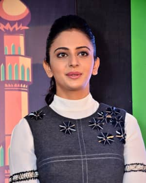 Rakul Preet Singh Hot at Uber Eat Launch Event Photos | 1544549