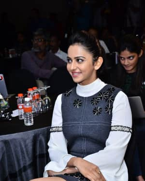 Rakul Preet Singh Hot at Uber Eat Launch Event Photos | 1544537
