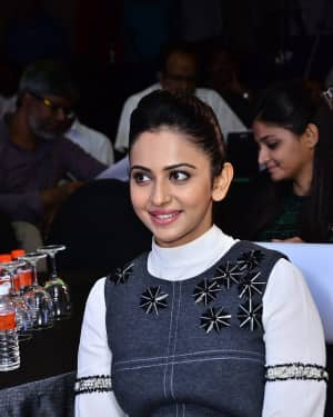 Rakul Preet Singh Hot at Uber Eat Launch Event Photos | 1544544