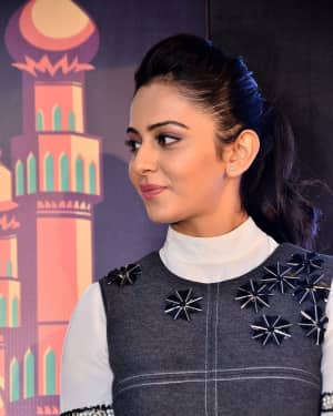 Rakul Preet Singh Hot at Uber Eat Launch Event Photos | 1544551