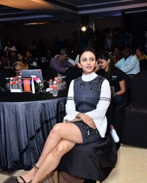 Rakul Preet Singh Hot at Uber Eat Launch Event Photos | 1544536