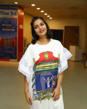Actress Swathi at London Babulu Premiere Show Photos