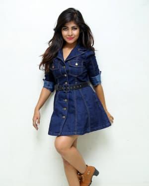 Actress Srijitaa Ghosh Hot Stills at Meena Bazar.Com Movie Press Meet | Picture 1545522