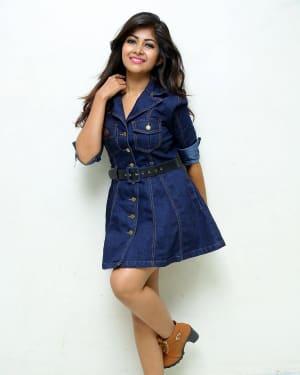 Actress Srijitaa Ghosh Hot Stills at Meena Bazar.Com Movie Press Meet | Picture 1545523